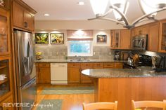 Kitchen update without renovating Rx Reveal: Harwood Kitchen and LR Room Rx