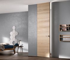Flush swing door - FerreroLegno - News and press releases