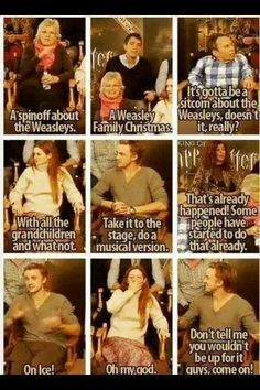 Weasley Spin-Off