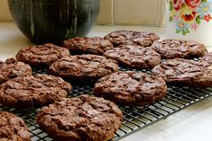 Now, I have already done recipes for myChocolate Oat Cookies,Double Chocolate Chip Cookies,White Chocolate & Cranberry Cinnamon Cookies. and myChocolate Orange Cookies… but I realised...
