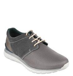 """#Bugatti #Denim #Sneaker #Graffio"""", #Material #Mix Bei dem Sneaker ´´Graffio"""" im Material-Mix für Herren kombiniert Bugatti Denim edles Veloursleder mit sportivem Material in Knit-Optik. Leicht und bequem sollten Sneaker sein. Bugatti Denim vereint Komfort, Funktionalität und herausragendes Design in seinem Schuh ´´Graffio"""". Der Hauptteil des Turnschuhs ist aus leichtem Synthetikmaterial, dass für bessere Atmungsaktivität in Knit-Technologie verarbeitet wurde. So ergibt sich eine dezente…"""