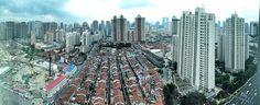 Hotelblick Shanghai