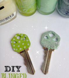 DIY keys!!!!!!!