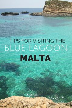 The stunning Blue Lagoon is made up of a number of sea caverns that surround the breathtakingly turquoise bay │ #VisitMalta visitmalta.com