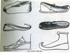 Ancient Shoes - www.masonic-lodge-of-education.com