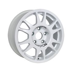 SanremoCorse 15 White  is the 15 inch specialist of gravel rally. SanremoCorse 15 is a classic – available since 2004 – and has won countless races and championships, even in WRC and S2000. #WHEEL #EVOCORSE #CIRCUIT #MADEINITALY