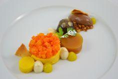 Karotte – Ingwer – Koriander – Mango – Earl Grey – salzige Schokolade | IRRE KOCHEN