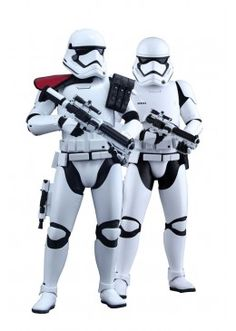 Authentic and detailed likeness of First Order Stormtrooper Officer in Star Wars: The Force Awakens. - One streamline designed First Order Stormtrooper armor. - Authentic and detailed likeness of First Order Stormtrooper in Star Wars: The Force Awakens. Star Wars Luke Skywalker, Starwars, Michael Keaton Batman, Figurine Star Wars, Stormtrooper, Episode Vii, Star Wars Action Figures, Clone Trooper, First Order