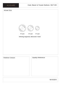 Button Instructions