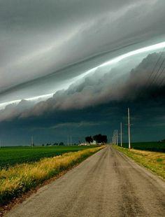 storm's comin'.