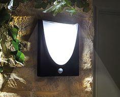 Outdoor Sensor Light Light Sensor, Solar Lights, Outdoor Lighting, Outdoor Gardens, Mirror, Home Decor, Decoration Home, Room Decor, Solar Lanterns