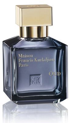 It's time for Oud: Maison Francis Kurkdjian Oud simmers as it dries to a light, sheer finish. If you're new to Oud, this is a lovely starter scent. ((212 872 2733)