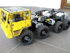 Lego Tatra T813 8x8