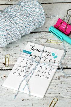 Baixe gratuitamente calendários de 2017 para se organizar!