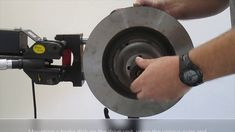 Mouning a disk