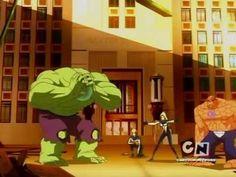superheroencyclopedia.com: Fantastic Four 04 Hard Knocks