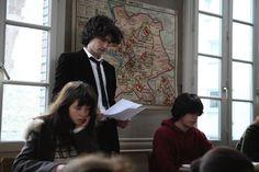 Le belle personne, Louis Garrel and Léa Seydoux