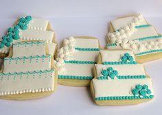 I heart Sprinkles: Wedding Cookies