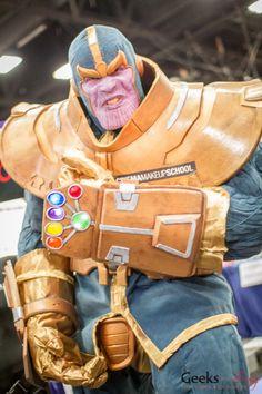 Thanos #SDCC2015