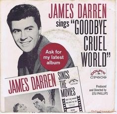 James Darren ... my dad had this 45 LOL!