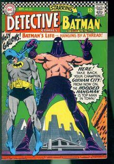 Hooded Hangman - Batman - Carmine Infantino