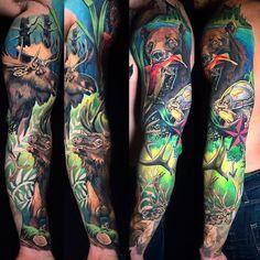 by @vongray . #best #tattoo #tattooartist #tattoosupport #tattooworldpub #like4like #likeforfollow #follow4follow #followbackalways #follow4followback