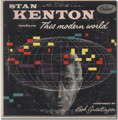 Stan Kenton plays the music of Bob Graettinger...fun stuff.