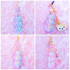"1,360 Likes, 3 Comments - Magical Girl Cafe (@magicalgirlcafe) on Instagram: ""cute new whip charms in my shop ♡ #decoden"""