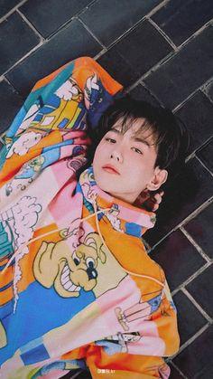 BG | 200520 Delight Teaser Images #7 #큥캔디로_번지_D5 #백현 #BAEKHYUN #엑소 #EXO #weareoneEXO #Delight #Candy #큥이_에리_기가막힌_케미스트리 cre.Aming_exo Baekhyun Chanyeol, Baekhyun Fanart, Exo Ot12, Kaisoo, Chanbaek, Taemin, Shinee, Capitol Records, K Pop