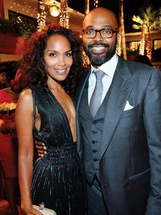 Showrunners 2012: 'The Game's' Mara Brock Akil and Salim Akil - The Hollywood Reporter