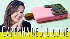Como fazer sua própria Capinha de celular de Silicone - sorvete