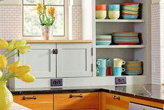 Cocinas en Colores Vivos | dintelo.es