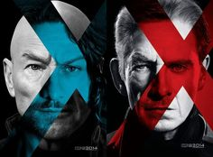 The New X-Men Movie Takes the Mutants Back in Time #x-men #superheroes trendhunter.com