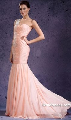 http://www.ikmdresses.com/Graceful-Prom-Dresses-One-Shoulder-Ruffled-Bodice-Beaded-Chiffon-p84826