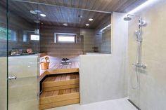 Sauna. Asuntomessut 2016.