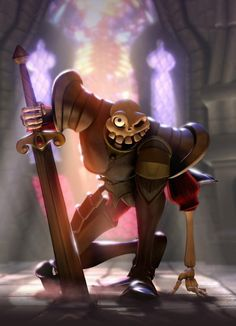 MediEvil, the best video game EVER.