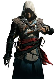 Assassin's Creed IV: Black Flag - Edward Kenway