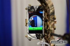 This is just insane and I had to share :) A Bow Sight app, accurate to the .001 of an inch. easy to adjust, automatically takes angles and distance into consideration. Now if only it were water proof :) Technology is getting nuts!