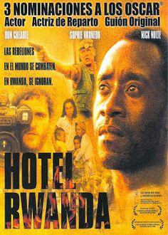 """Ver película Hotel Rwanda online latino 2004 gratis VK completa HD sin cortes descargar audio español latino online. Género: Drama, Hechos reales Sinopsis: """"Hotel Rwanda online latino 2004"""". """"Hotel Rwanda: La Matanza"""". """"Hotel Ruanda"""". 1994, guerra civil de Ruanda. Los odi"""