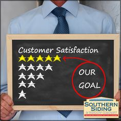 We believe in treating our customers right! We stand behind what we do and go the extra mile to make sure our customers are satisfied! #CustomerSatisfaction #HappyCustomers