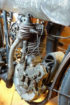 Thor motorcycle 1910 engine | by stkone