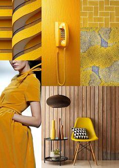 Dressoir in okergoud okergoud trendkleur 2016 bece for Interieur trends 2016