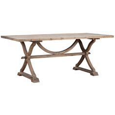 Colette Reclaimed Wood Dining Table   Joss & Main