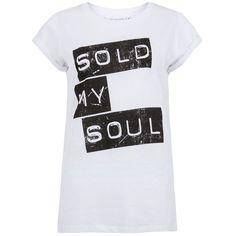 6d5213715 Designer Clothes, Shoes & Bags for Women | SSENSE. Slogan TshirtSports ...