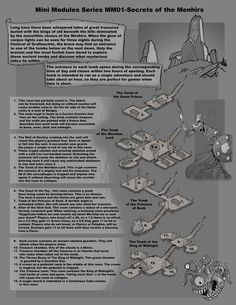 - Secrets of the Menhirs by on DeviantArt Dungeons And Dragons Homebrew, D&d Dungeons And Dragons, Fantasy Map, Medieval Fantasy, Dnd Mini, Isometric Map, Dnd 5e Homebrew, Dungeon Maps, Fantasy Landscape