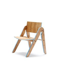 We:do:Wood Lilly chair Sebastian Jørgensen bamboo Buisjes en Beugels +++ - Fashion, Design and Paraphernalia for Family Life