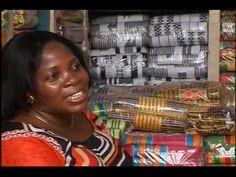 Ghanaian Kente Cloth: Kids Multicultural Art Project