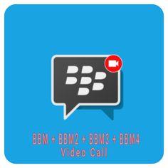 Screenshot BBM + BBM2 + BBM3 + BBM4 3.0.0.18 Video Call Apk Terbaru