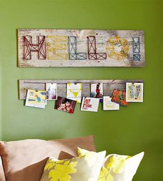 Invest your time and energy -- not money -- to create a beautiful home. These project ideas and info will get you started.