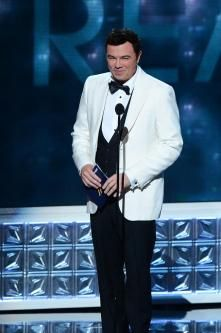 """Seth Macfarlane to Host Oscars 2013.  He's created """"Family Guy"""", """"American Dad"""", and """"The Cleveland Show.""""  www.seetvgo.com wants to know what he will do to the Oscars?"""